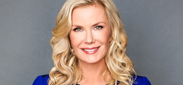 Katherine Kelly Lang as Brooke Logan in 'The Bold and the Beautiful.' (Photo supplied: Vodacom)