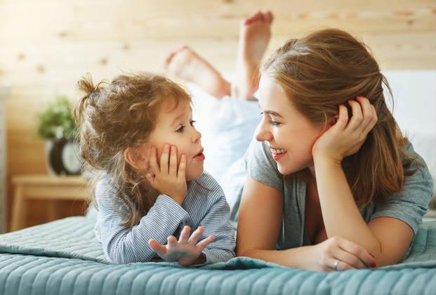 mommy-daughter talks