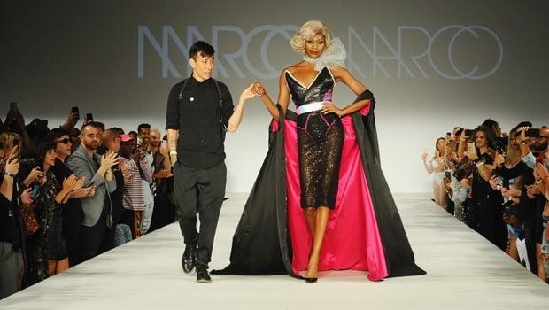 marco marco,seven,debut,NYFW,fashion week,new york