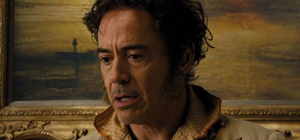 Robert Downey Jr in 'Dolittle'. (Screengrab: YouTube)
