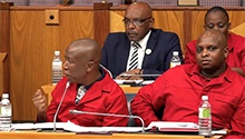 WATCH LIVE: Land expropriation: Will the Constitution be amended?