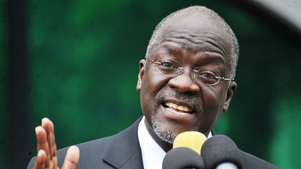 Tanzania's President John Magufuli thinks women should throw away their contraceptives because the country needs more people.