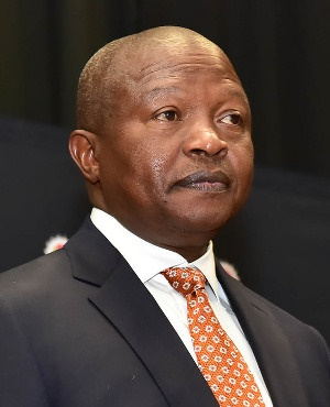 David Mabuza at Nedlac sept 2018