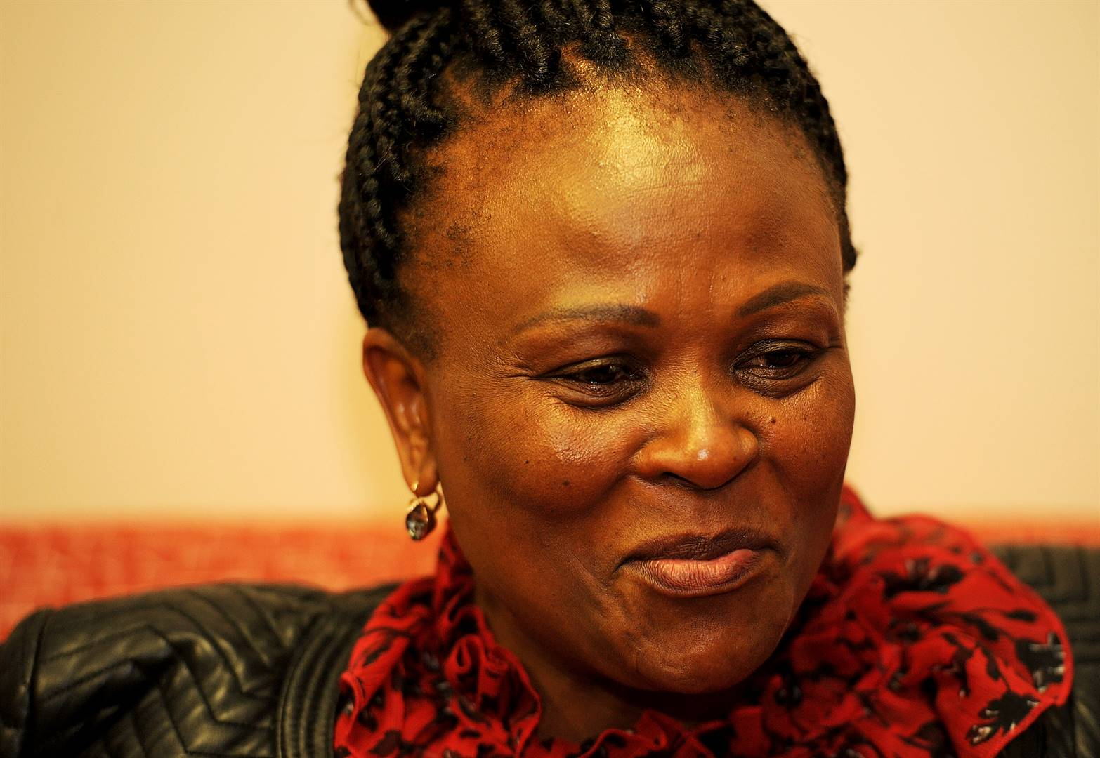 Mkhwebane: Lowlight of the year was ConCourt personal costs order - News24