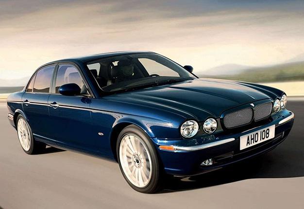 2006 Jaguar-XJ-2006