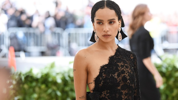 zoe kravitz,getty,met ball