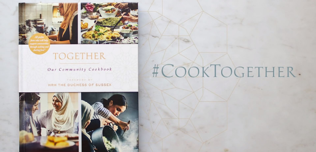 together community cookbook supported by megan mar