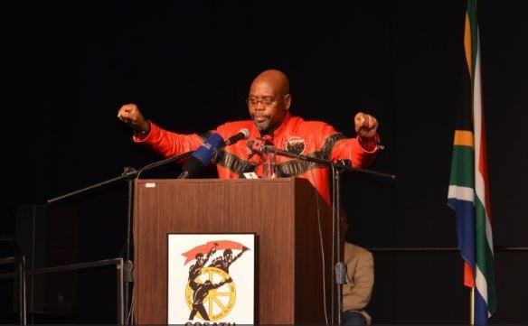 News24.com | Adjunkminister Sdumo Dlamini maak goeie vordering - Presidensie