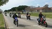 WATCH: Gauteng bikers ride against farm murders