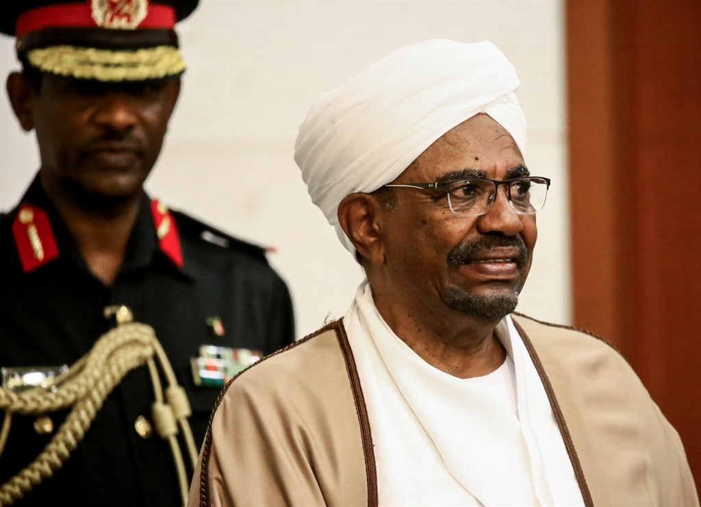 News24.com | Sudan's former president Omar al-Bashir gets two years' detention for corruption