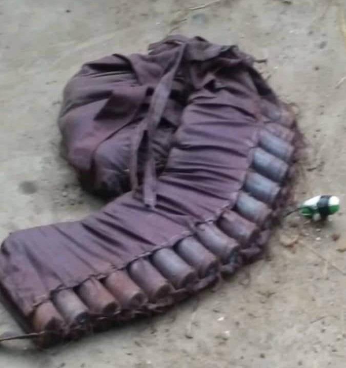 army kills 5 boko haram members, recover arms