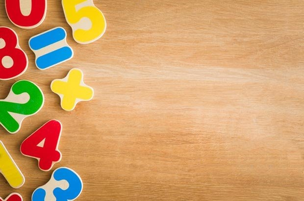 Teach your little ones these 5 maths skills before they start school.