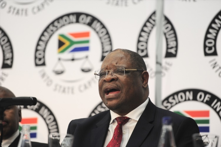 Deputy Chief Justice Raymond Zondo. (Photo: Gallo Images)
