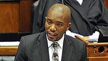 WATCH: Maimane announces Alan Winde as DA candidate for Western Cape Premier