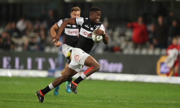 Sharks youngster Aphelele Fassi aims to keep learning from experienced team-mates.