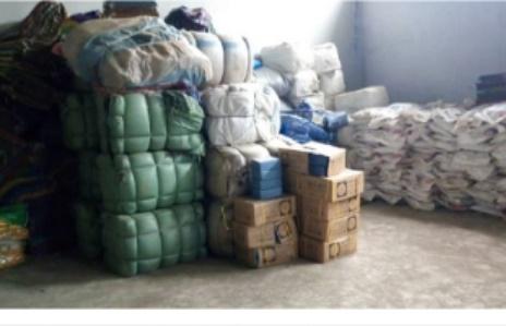 Kogi Flood Relief Goods