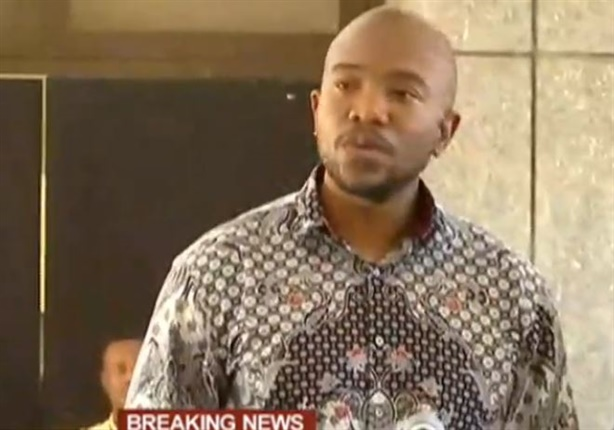 """Today is a difficult day,"" says Maimane"