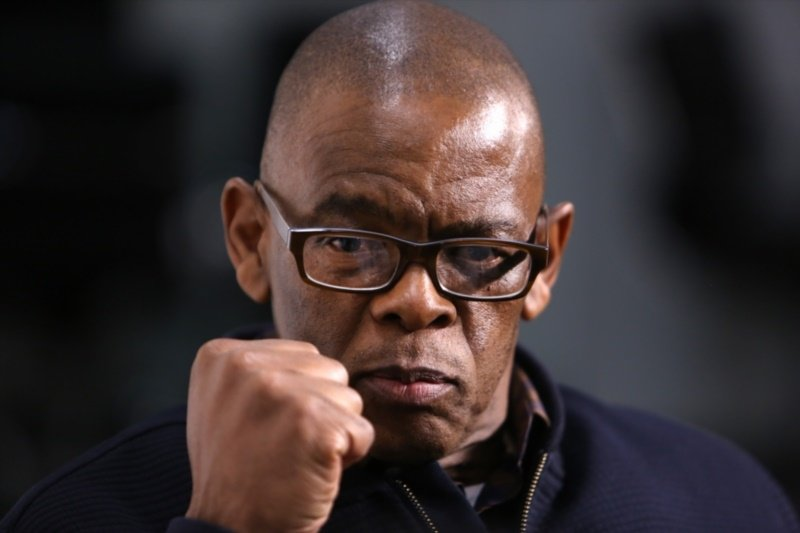 Ace Magashule. (Photo by Gallo Images / Sunday Times / Alon Skuy)