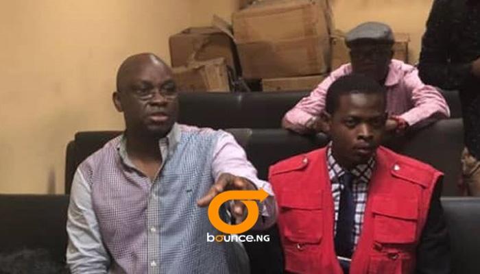 EFCC Arraigns Fayose In Lagos Court