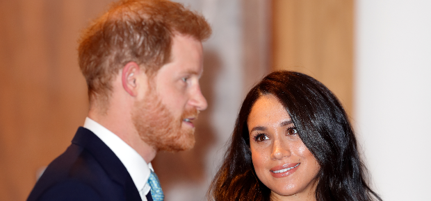 Harry and Meghan. (PHOTO: Getty/Gallo Images)