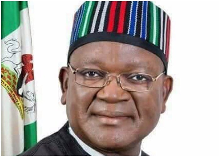 Samuel Ortom, Governor of Benue State
