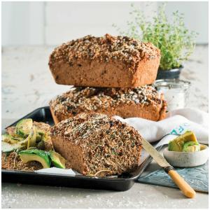 Wholesome wholegrain health bread (PHOTO: Drum)
