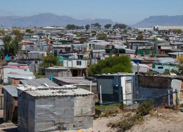 Thousands of people live in Marikana informal settlement on private land. (Ashraf Hendricks, GroundUp, file)