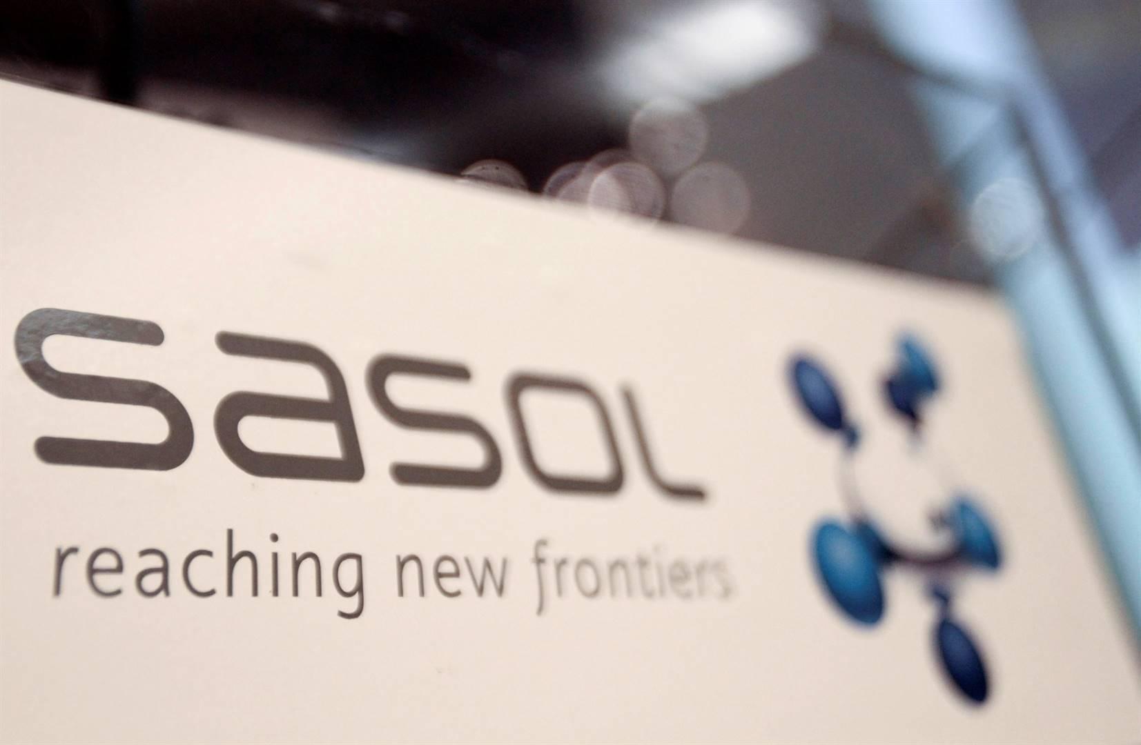 Sasol het nog 'n transaksie in die VSA beklink om sy skuld onder beheer te kry. Foto: Argief
