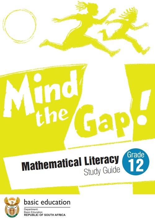 Mind The Gap Math Lit Gr 12