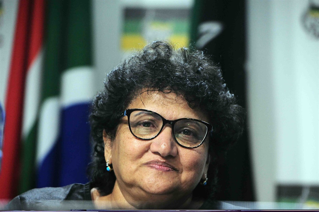 ANC deputy secretary-general Jessie Duarte believes the leaks came from within the party. Picture: File