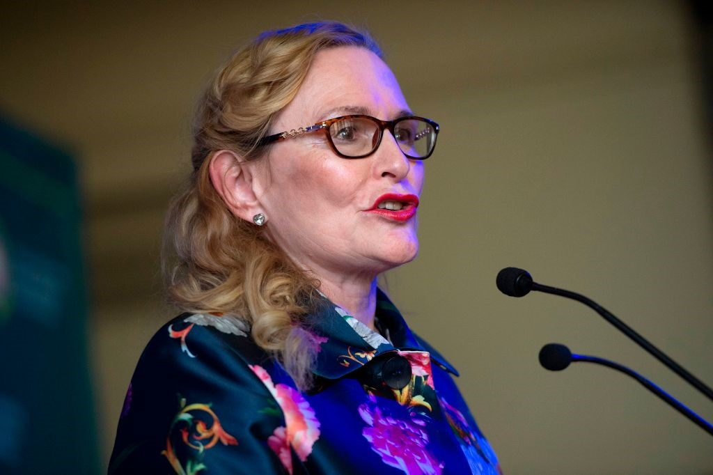 Helen Zille. (Getty Images)