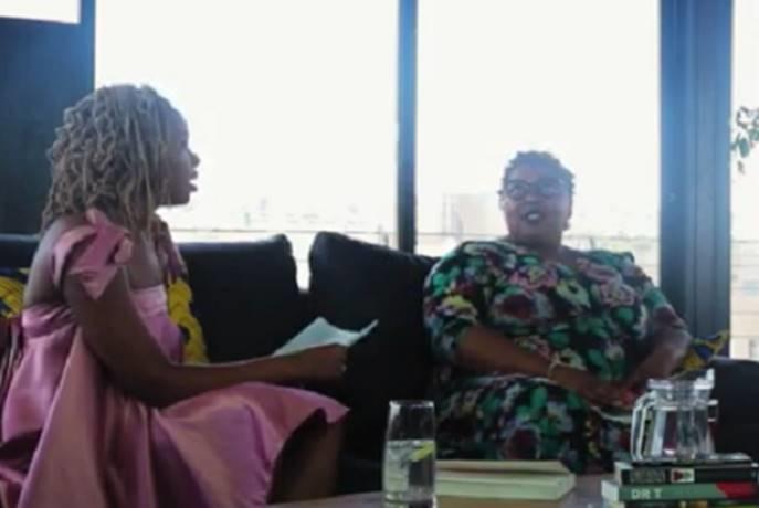 Mom blogger Karabo Motsiri talks to sexpert and author Dr Tlaleng Mofokeng.