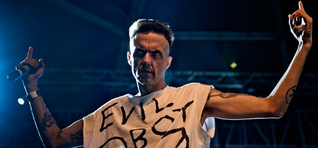 Ninja from Die Antwoord. (Photo: Gallo Images)