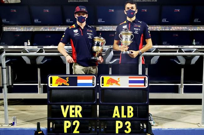 Ouch! Verstappen blasts team mate Albon's podium performance as 'not very good' - News24