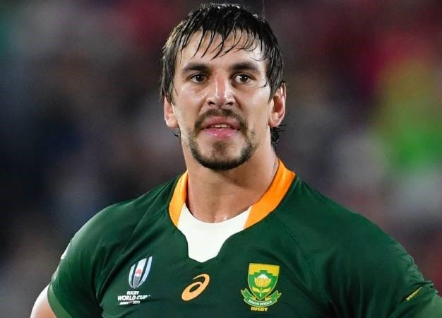 News24.com | Totalsports removes Eben Etzebeth posters over 'media controversy' just days before rugby final
