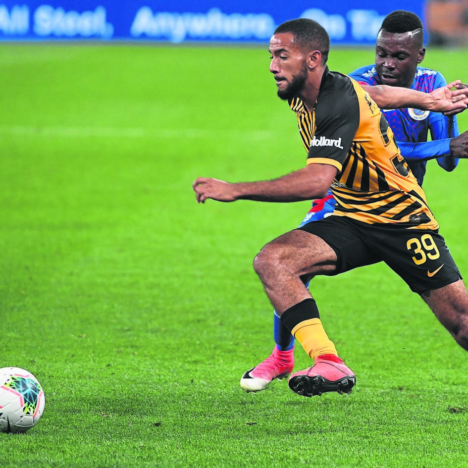 PHOTO: gallo imagesKaizer Chiefs defender Reeve Frosler is doubtful ahead of Soweto Derby in Durban at the weekend.