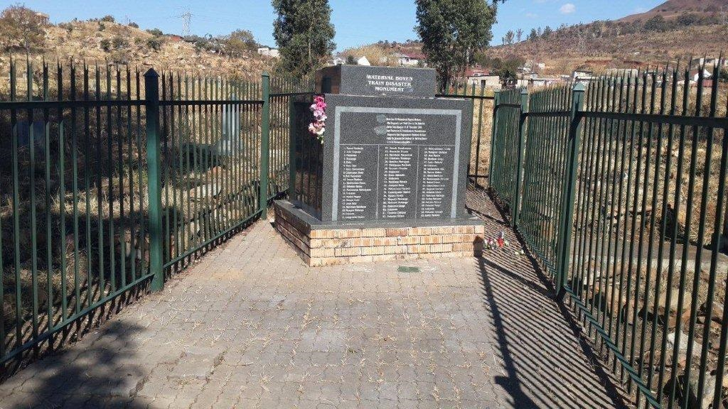 Waterval Boven train disaster
