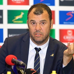 Michael Cheika (Gallo Images)