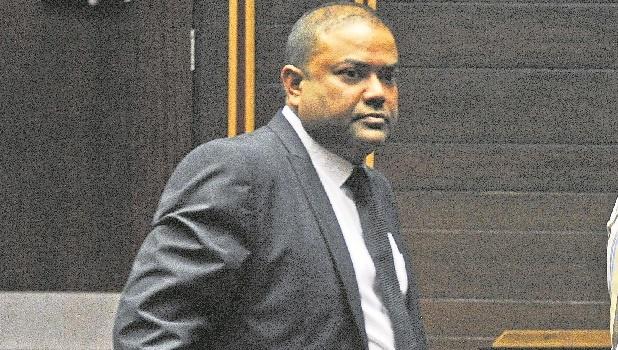 Convicted murderer Rajivee Soni.