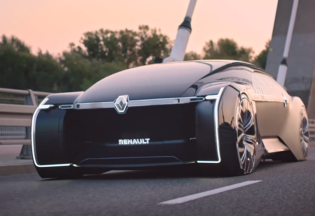 Watch Renault Reveals Its Radical Ez Ultimo Concept Car And Gives