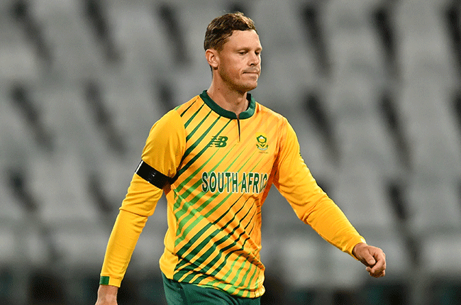 Faf impressed with debutant Linde: He's got a good head on his shoulders - News24