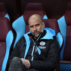 Pep Guardiola (Getty Images)