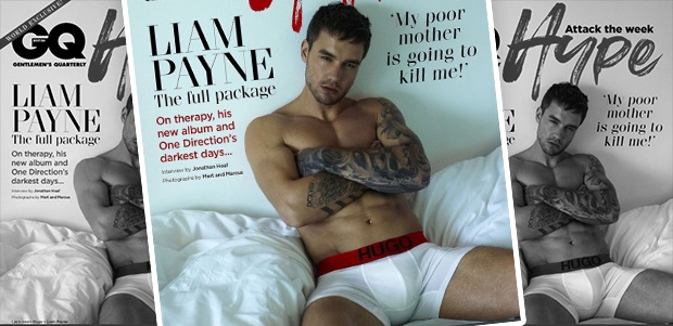Liam Payne (Photo: Mert and Marcus for The Cover of GQ Hype)