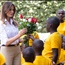 US First Lady Melania Trump has visited a national park and the Nest Childrens Home Orphanage in Nairobi. Take a look at this image gallery.