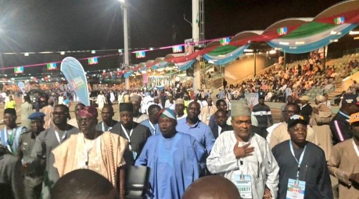 Ambode reunites Sanwo-Olu