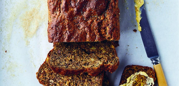 gluten free vegan banana bread recipe