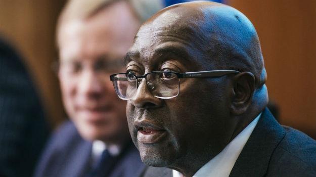 Finance Minister Nhlanhla Nene. (Photo: Getty Images)