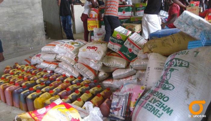 Bayelsa IDPs get relief materials