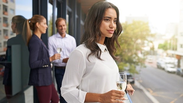 Drinking at work can be fun, and it doesn't have to turn into an alcohol problem