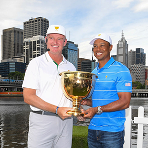 Sport24.co.za | DRAW | Presidents Cup Day 2 foursomes